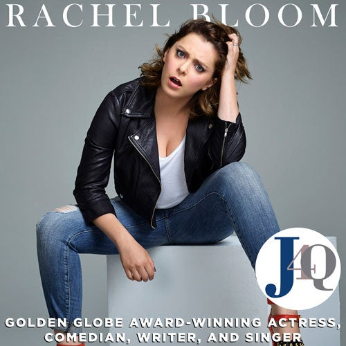 Rachel Bloom Jay's 4 Questions Cover Art