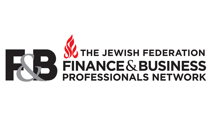The Jewish Federation Finance & Business Professionals Network Logo