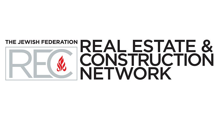 The Jewish Federation Real Estate & Construction Network Logo